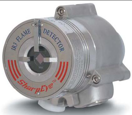 40/40I Triple IR (IR3) Flame Detector by Josts