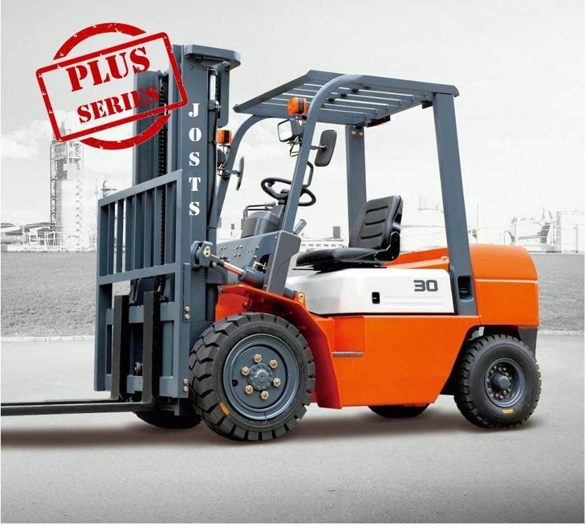 Diesel Forklift Trucks -Internal Combustion Forklifts