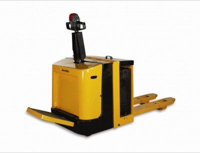 ERE 20 / 25 / 30 – Electric Pallet Truck with Stand-On Platform