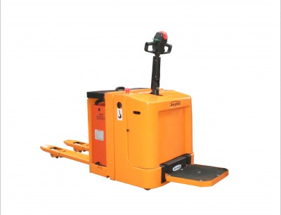 ERE 35 / 40 – Electric Pallet Truck with Stand-on Platform