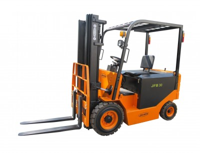 Electric Forklifts-Four Wheel Electric Counterbalanced Trucks
