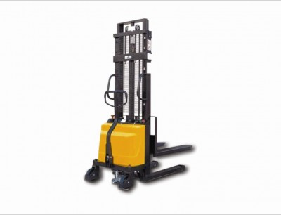 HS 1016 / 1030 – Semi Automatic Hand Stacker With Adjustable Forks