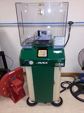 Shock Testing Machine by Josts