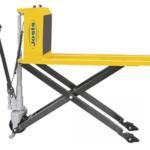 JPEX 10 -Electric operated scissor hand pallet truck