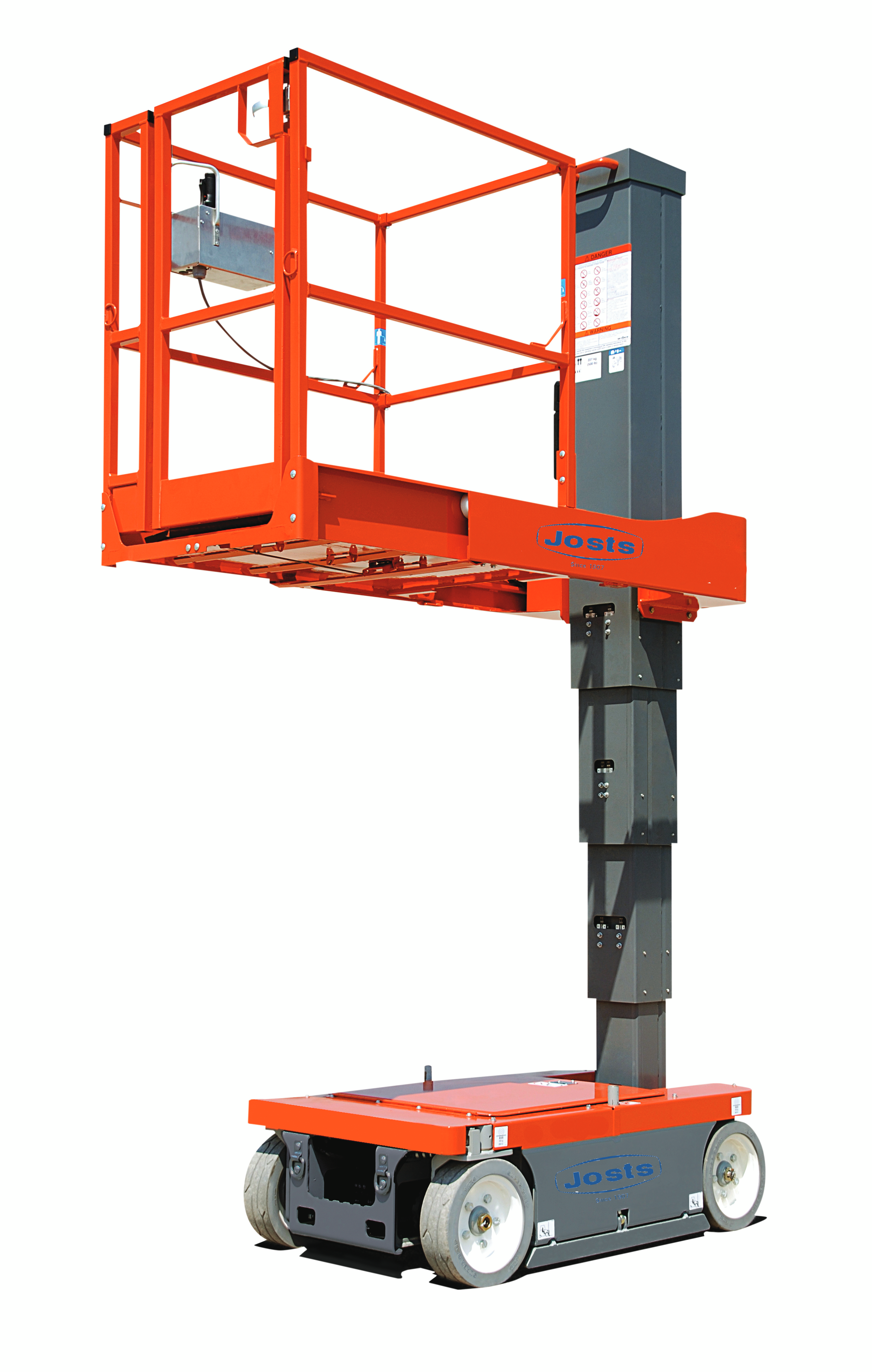 Vertical Mast Lifts (Self Propelled)